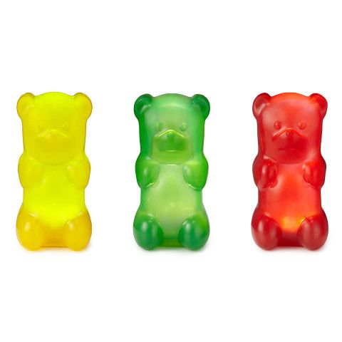 480x480 Simple Gummy Bear Clip Art