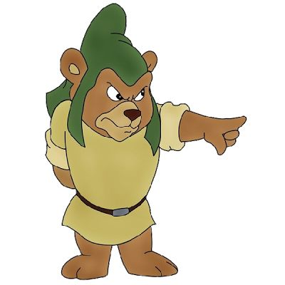 400x400 Disney Bear Cliparts