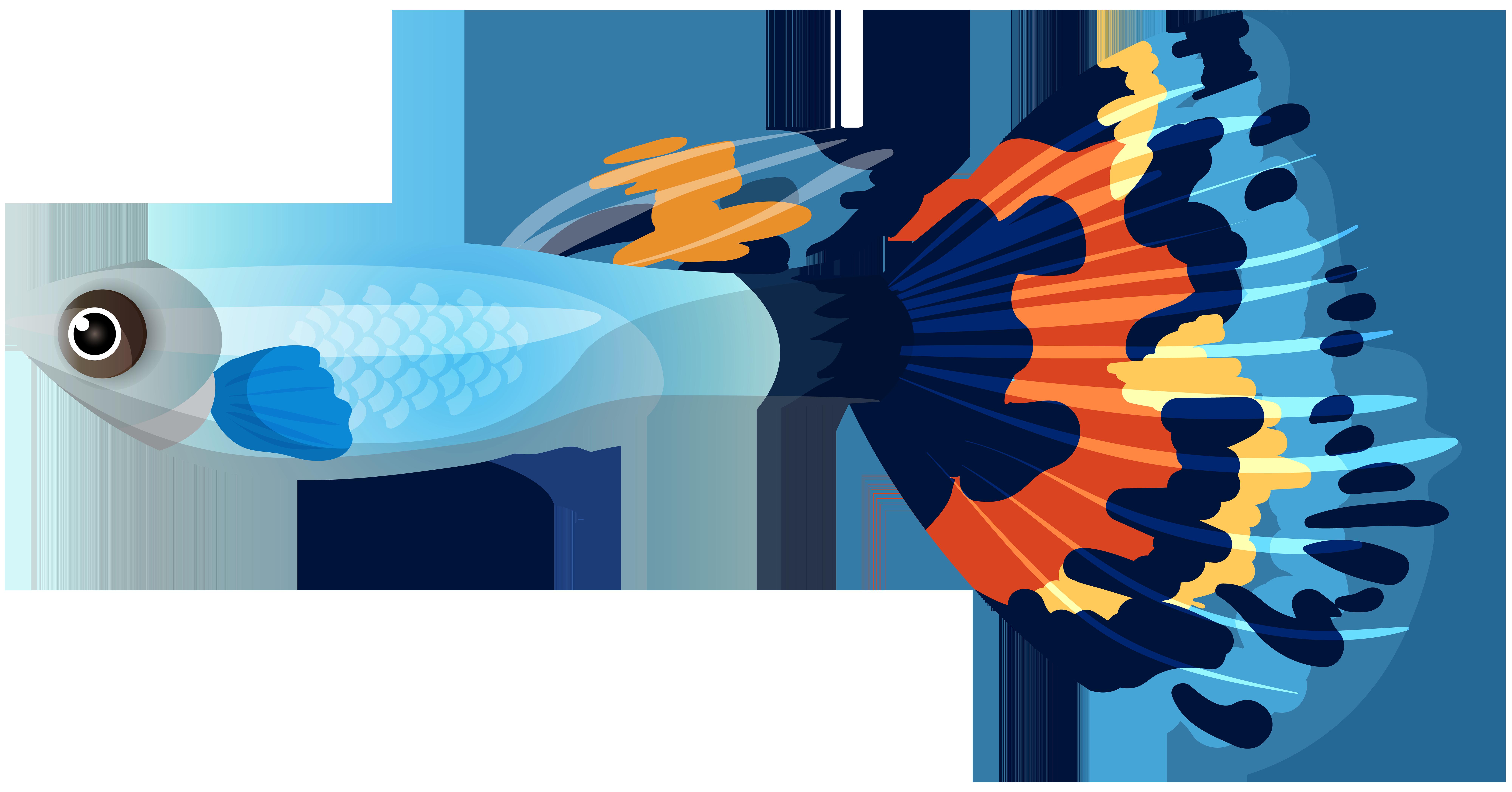8000x4191 Male Guppy Fish Png Clip Art Imageu200b Gallery Yopriceville