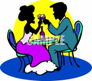 300x264 Clip Art Guy Being Romantic Clipart