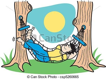 450x338 Guy Sleeping In Hammock Clip Art. Guy Sleeping In Hammock Clipart