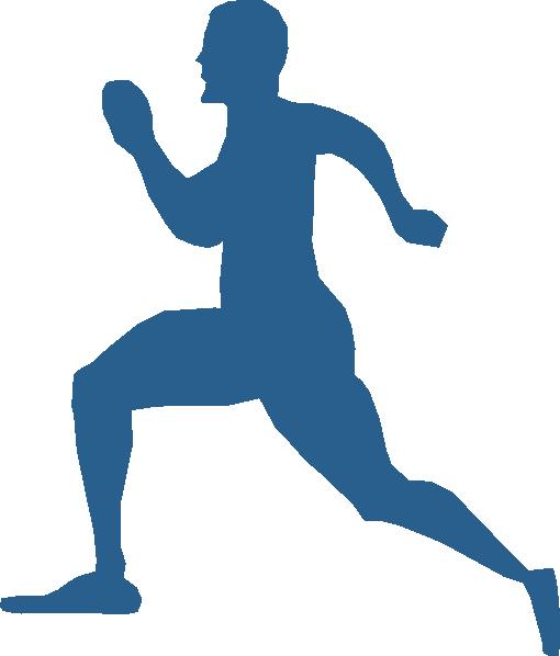 510x598 Running Man Clip Art