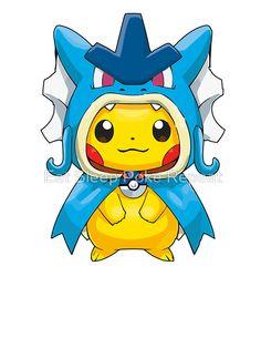 236x314 Pikachu Dressed As Magikarp By Eat Sleep Poke Repeat Pokemon