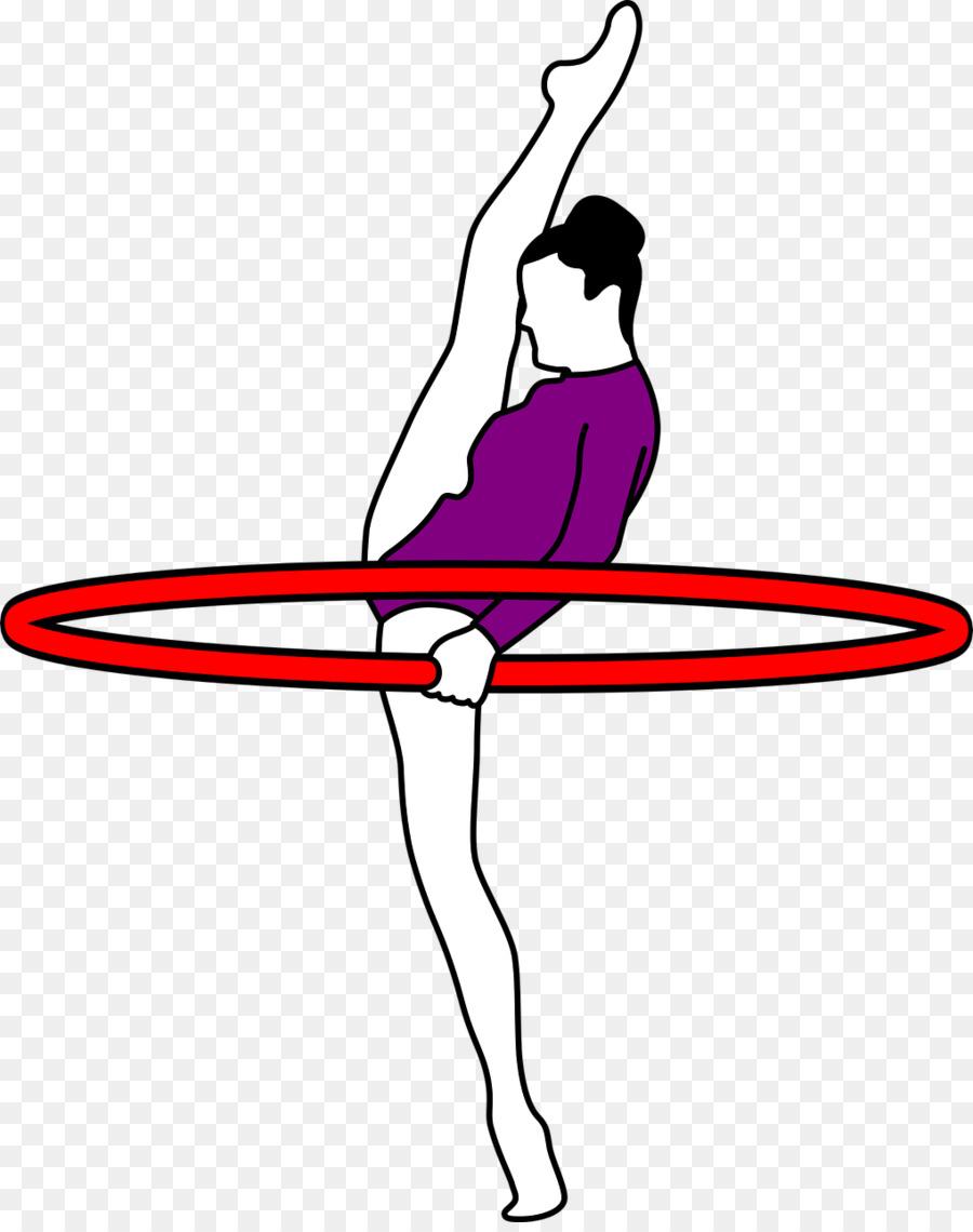 900x1140 Rhythmic Gymnastics Clip Art