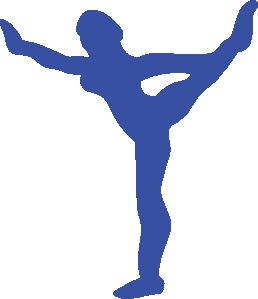 258x299 Gymnastic Clip Art Free Vector 4vector