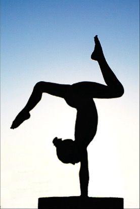 277x414 28 Best Gymnastics Images On Silhouettes, Gymnastics
