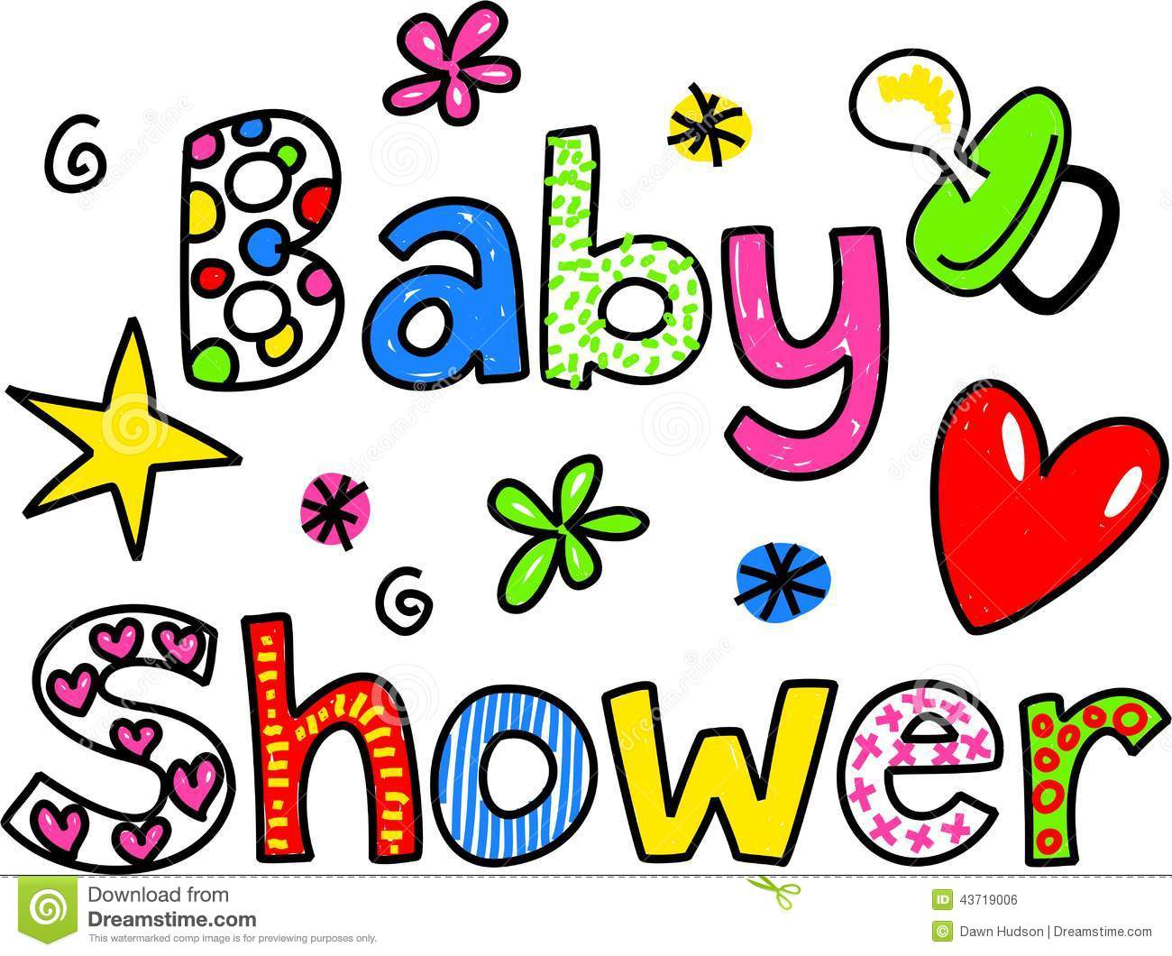 1300x1060 Clipart Baby Shower Free