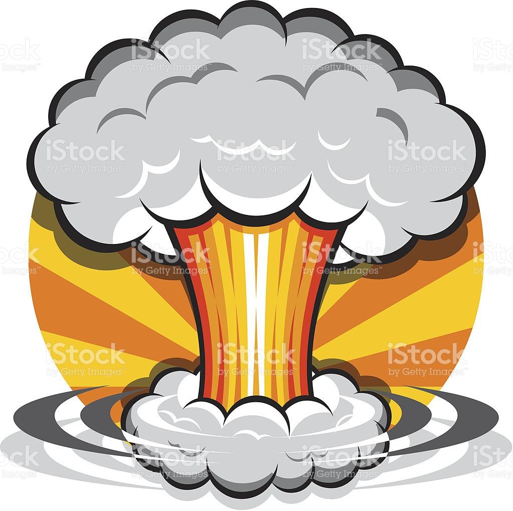 1024x1020 H Bomb Clipart Mushroom Cloud 3590226