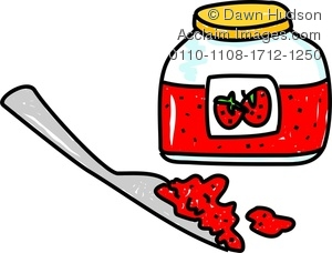300x228 Jam Clipart Clip Art