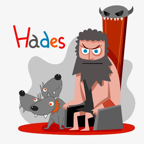 500x500 Hades, Greece, Myth, King Png Image And Clipart For Free Download