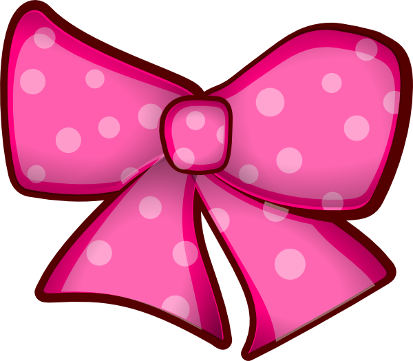 600x524 Minnie Mouse Bow Clip Art Pink Bow Clip Art