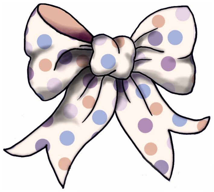 709x638 Purple Ribbon Bow Clipart Free Clip Art Images Image