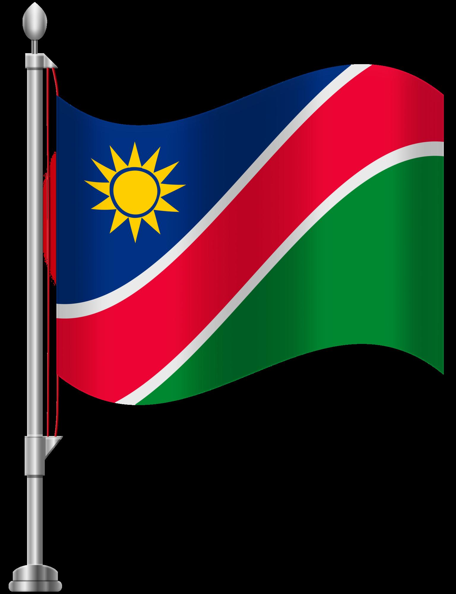 1536x2000 Namibia Flag Png Clip Art