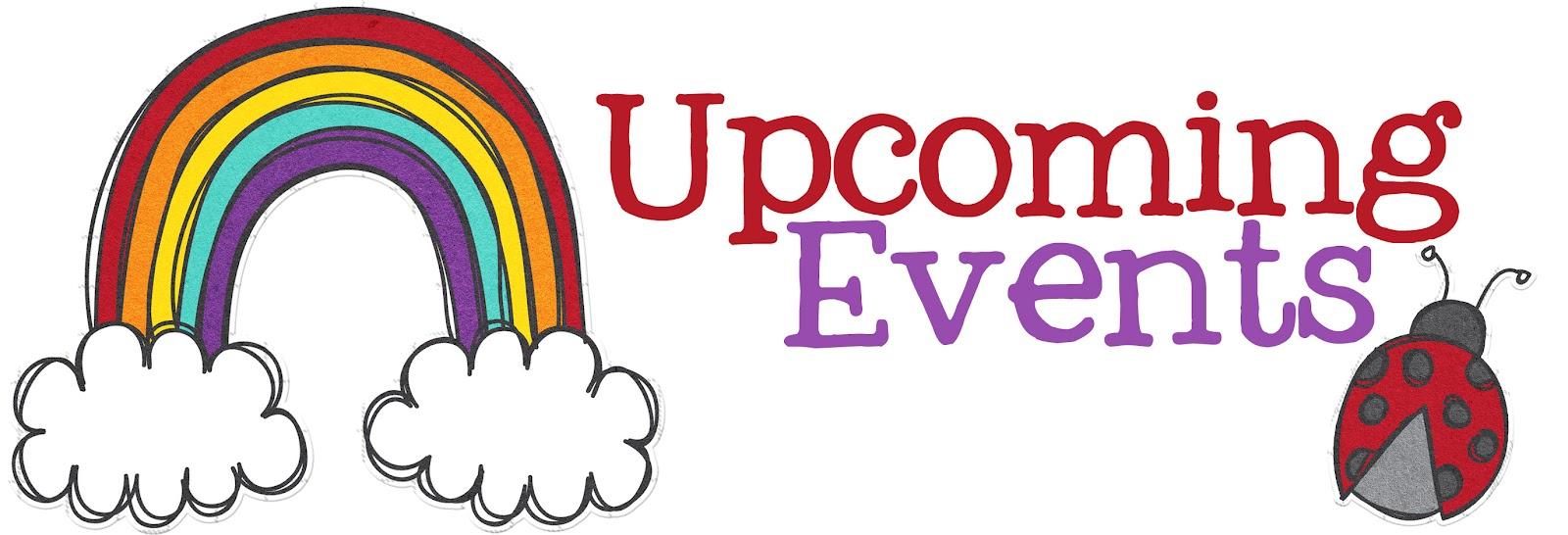 1600x546 Upcoming Events Clip Art Clipart