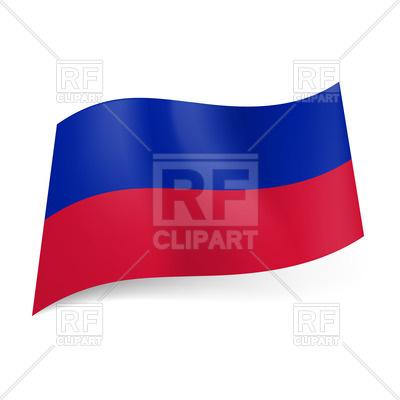 400x400 Flag Of Haiti Royalty Free Vector Clip Art Image