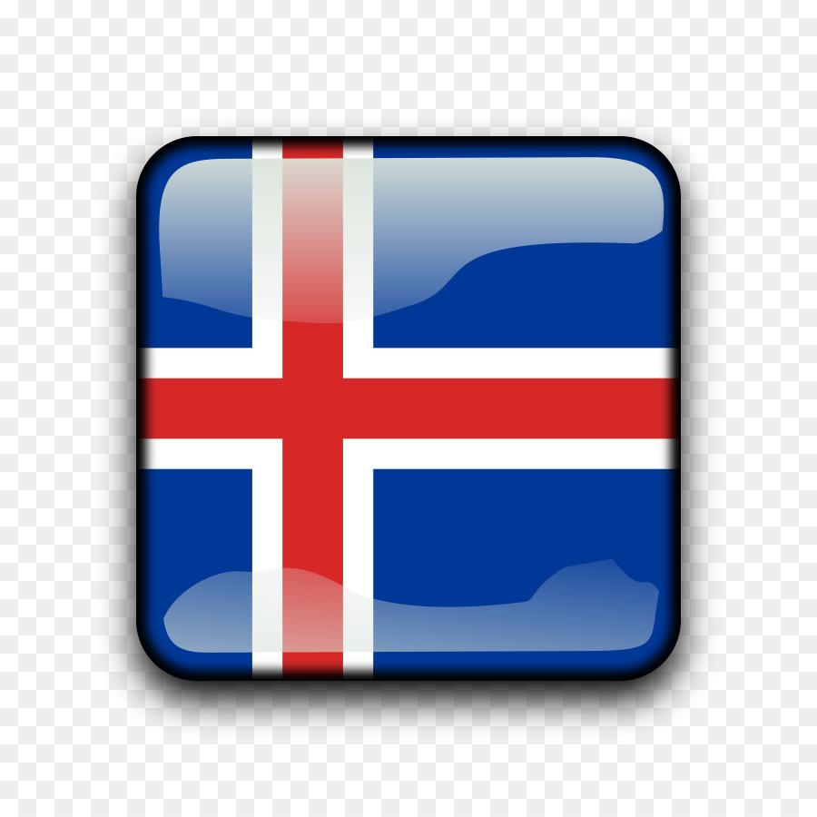 900x900 Flag Of Iceland Bouvet Island Pizzeria Mary Rose Clip Art