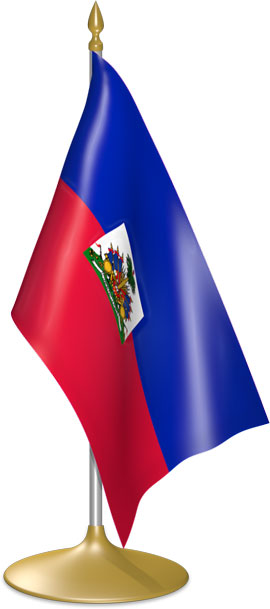 270x609 Flag Icons Of Haiti 3d Flags