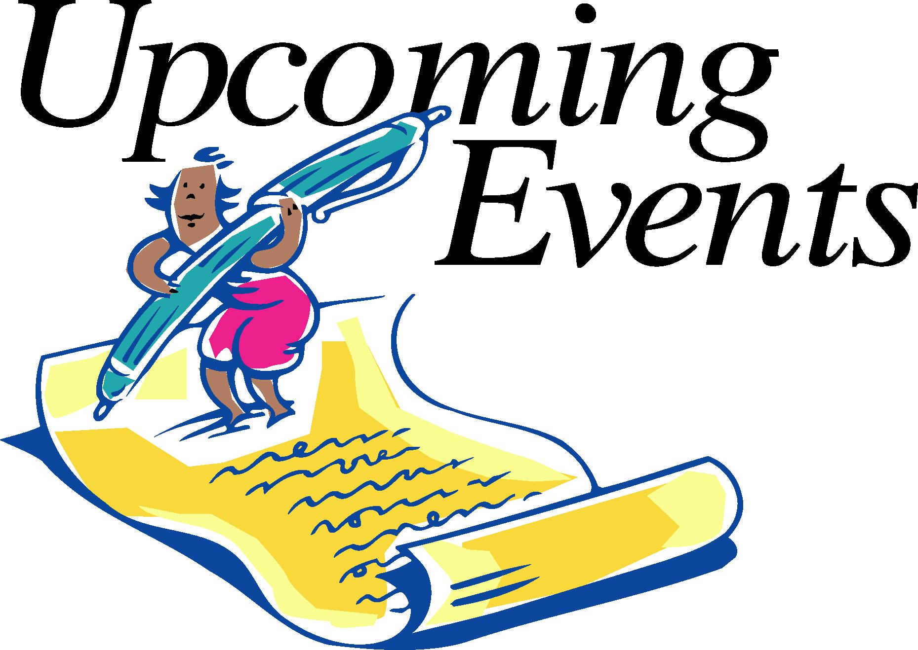 1859x1318 Upcoming Events Clip Art Clipart