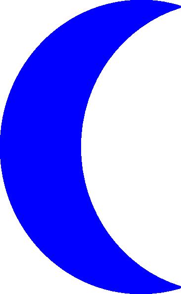 366x595 Blue Moon Clipart 101 Clip Art