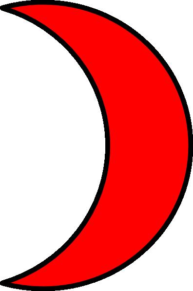 396x598 Moon Clip Art