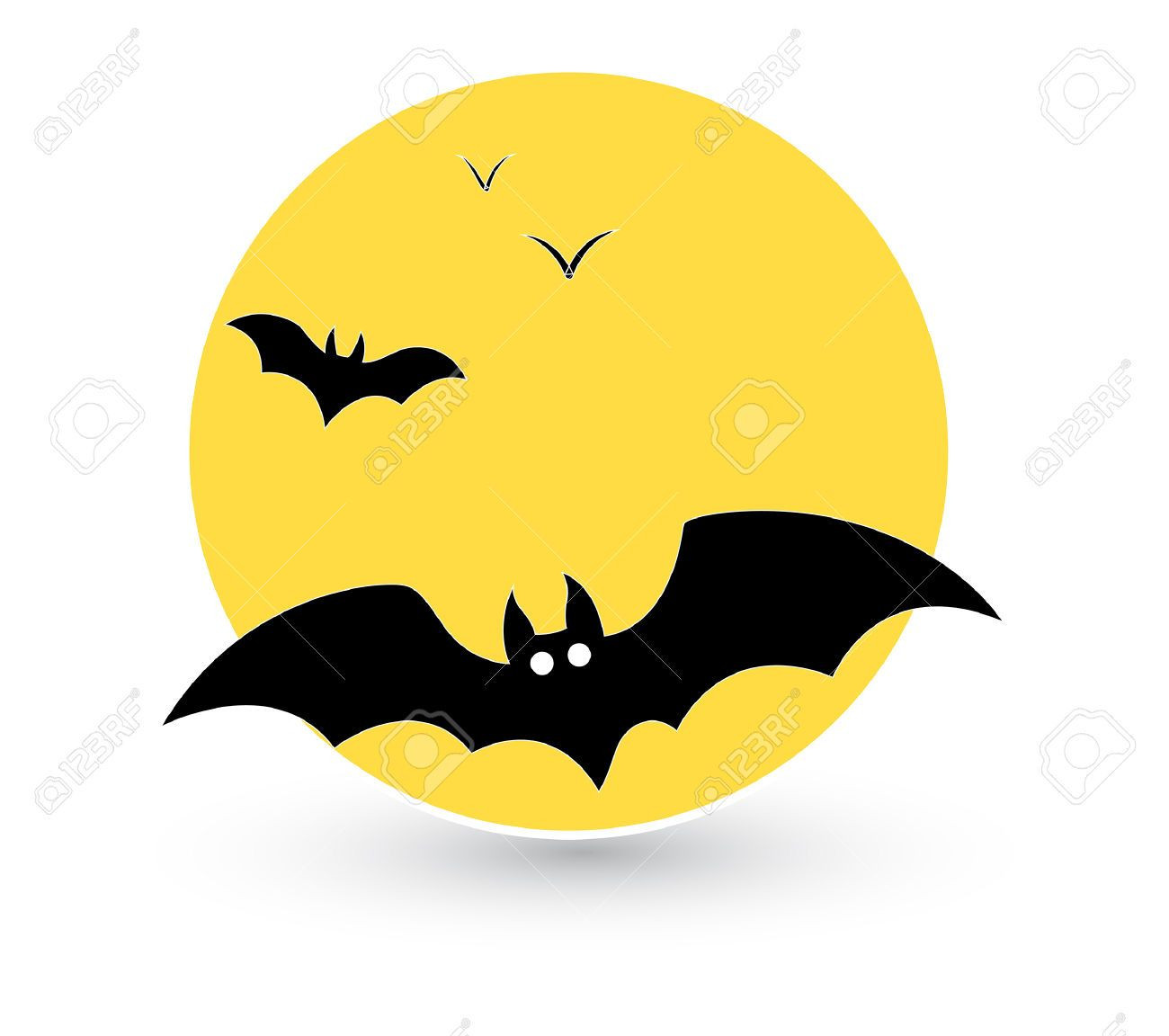 1300x1152 Vintage Halloween Bats Free Clip Art Flying Bat Adorable Clipart