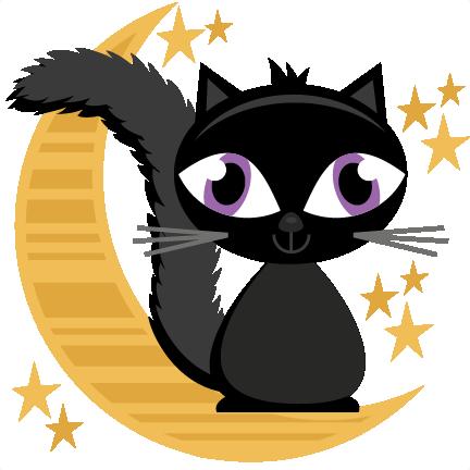432x432 Smart Design Halloween Cat Clipart Halloween Clip Art