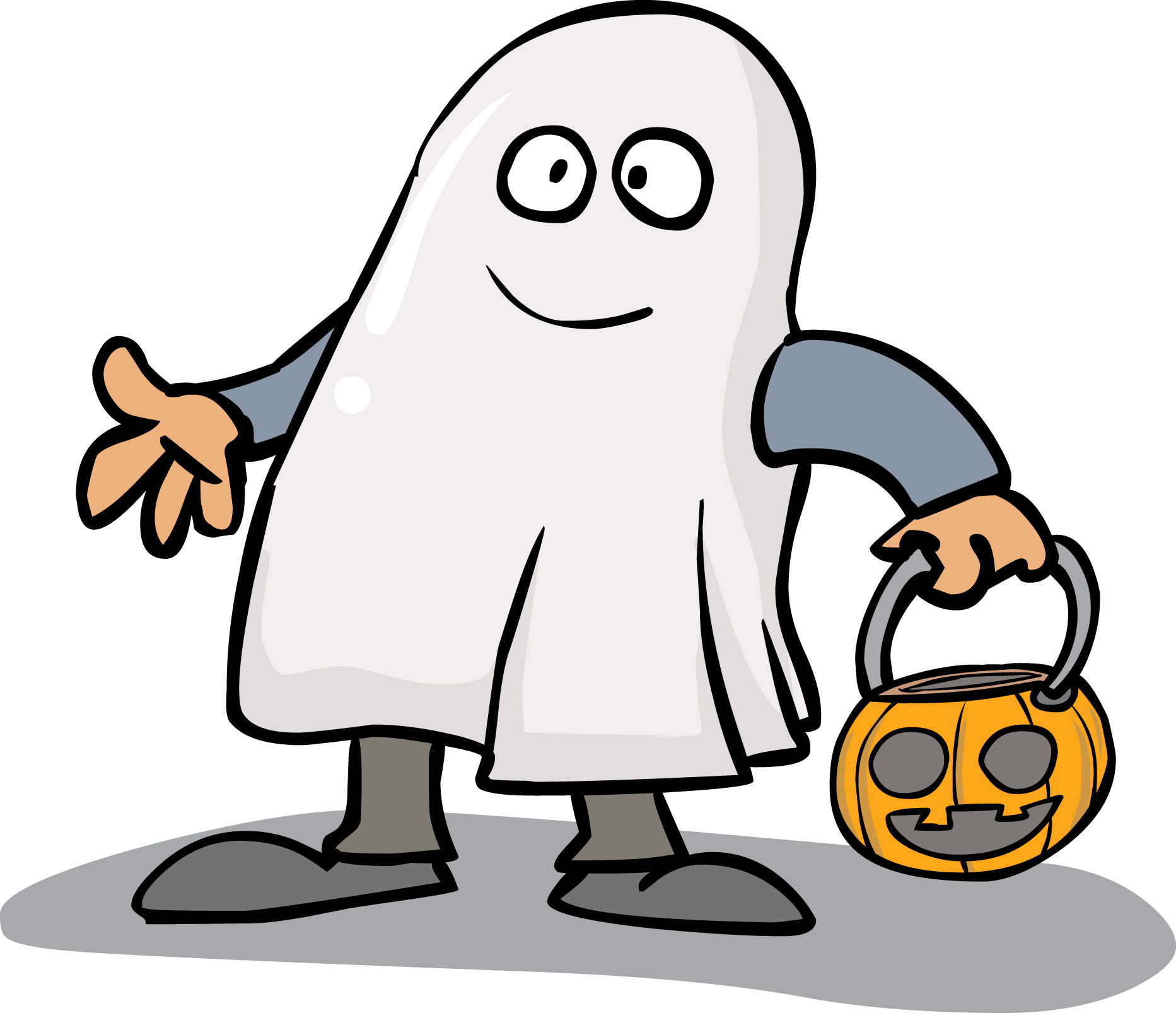 Halloween Cartoon Clipart