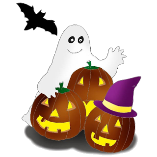 320x320 Funny Animated Halloween Clipart