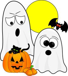 268x300 Halloween Cartoon Clipart