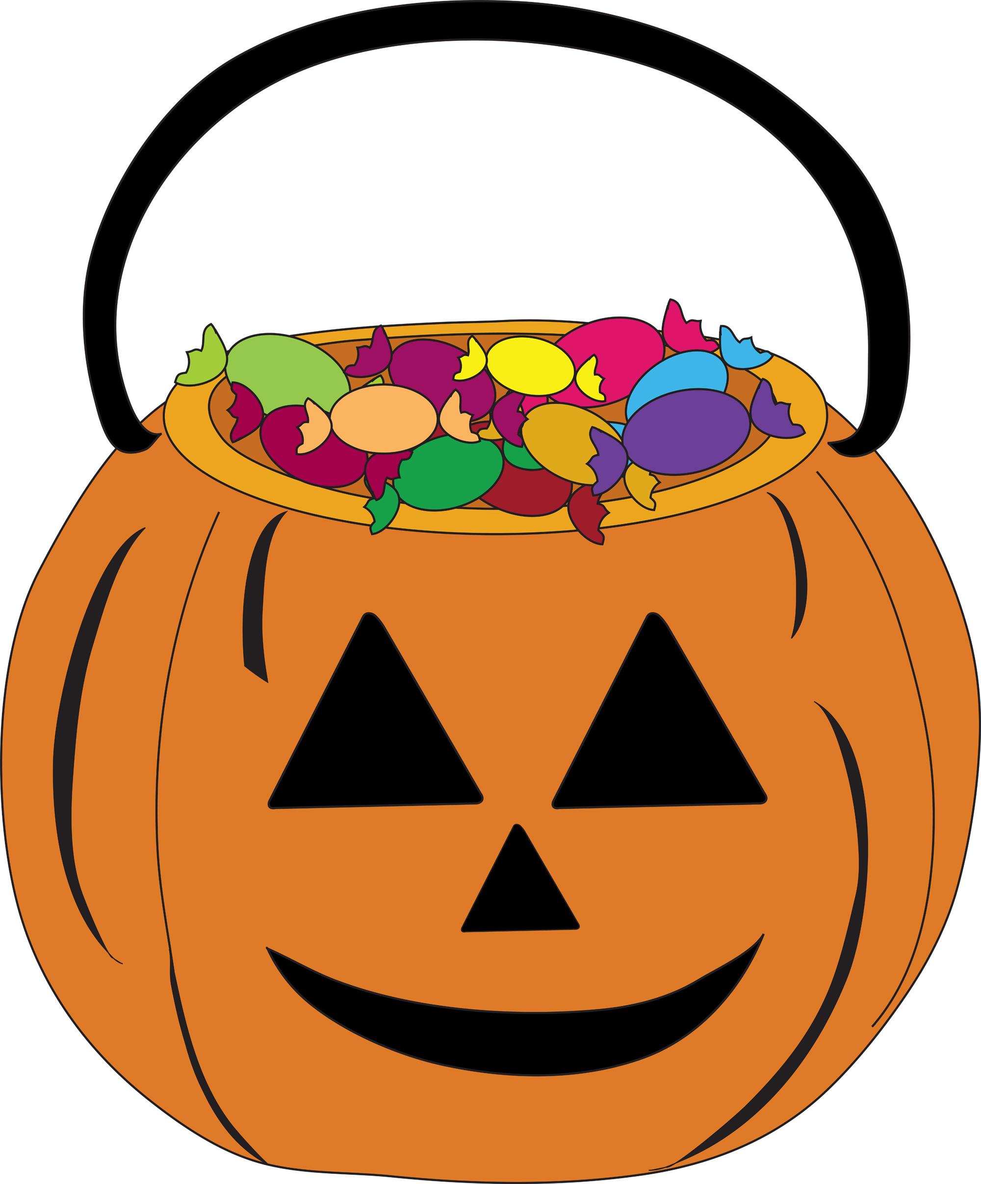 2000x2413 Halloween Bag Clip Art Free Clipart Images