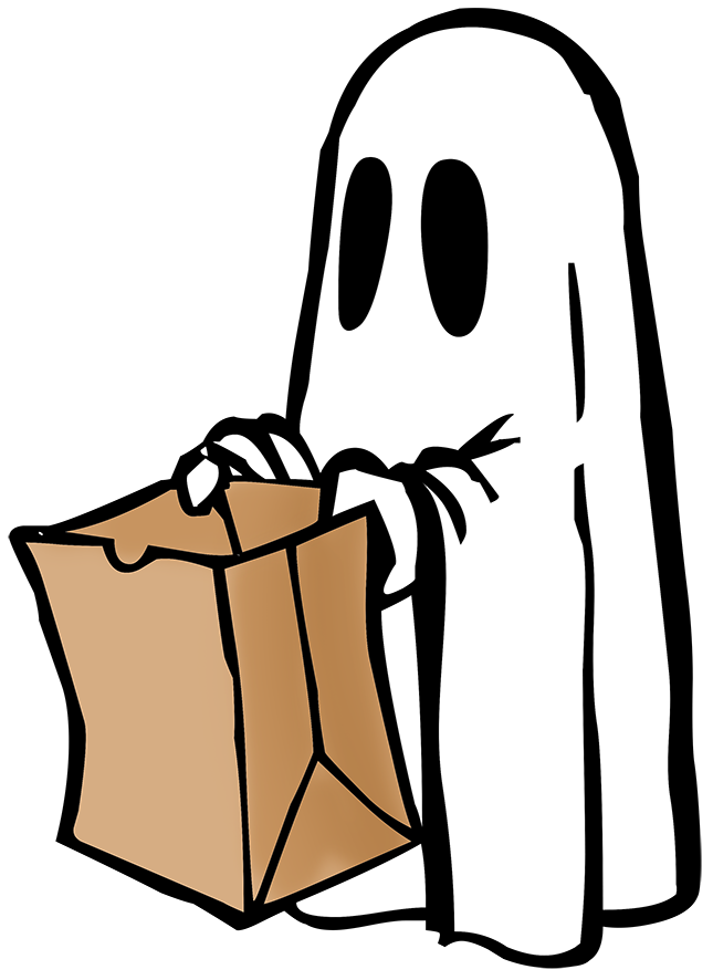 645x886 Happy Halloween Clipart