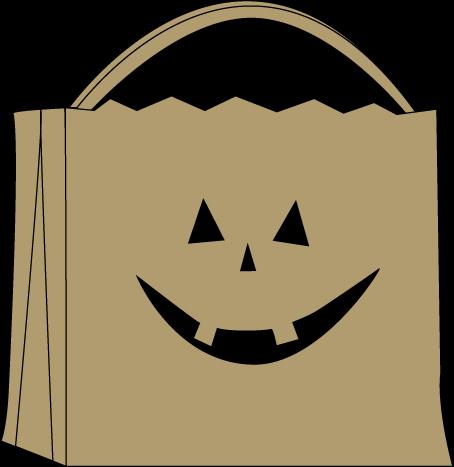 454x467 Halloween Clip Art