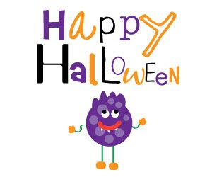 300x250 Excellent Inspiration Ideas Happy Halloween Clipart 1 511 Free