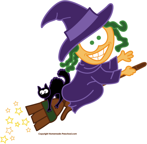 560x549 Halloween Witch Pictures Clip Art Fun For Christmas