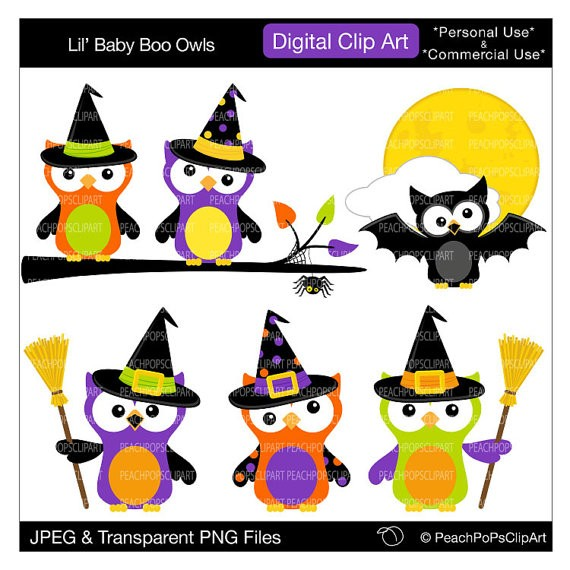 570x570 Halloween Owl Clip Art That You Should Know In 2015 !