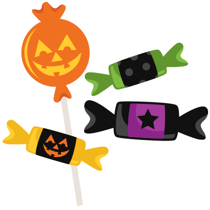 432x432 Pin By Lynn On Halloween (Clip Art) Halloween Candy