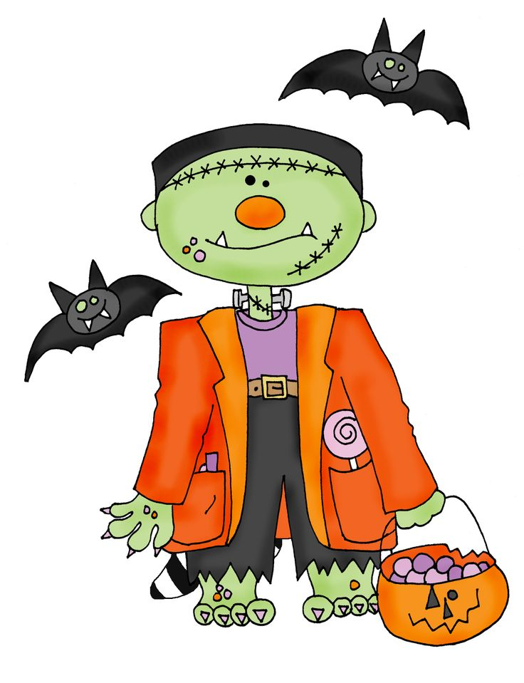 Halloween Clipart For Kids