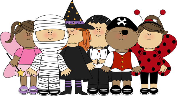 600x326 Tricks And Treats Halloween Kids, Clip Art And Halloween Clipart