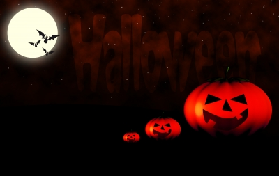 400x253 Free Animated Halloween Clipart