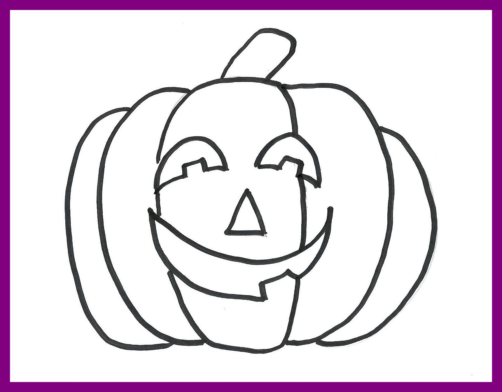 1721x1345 Incredible Unique Disney Halloween Jack Lantern Coloring Pages