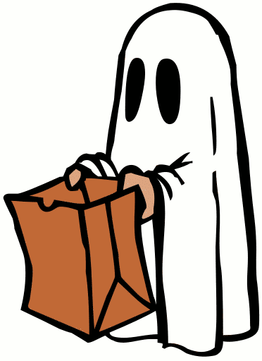 372x512 Free Halloween Decorations Clipart