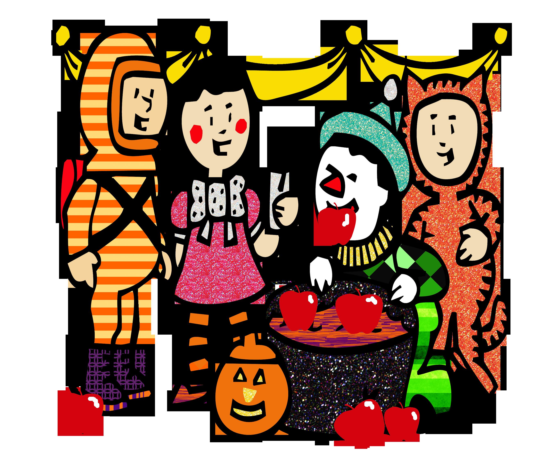 2717x2263 Halloween Clip Art 2018 Dr. Odd