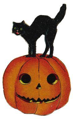236x385 Vintage Halloween Clipart Clipartlook