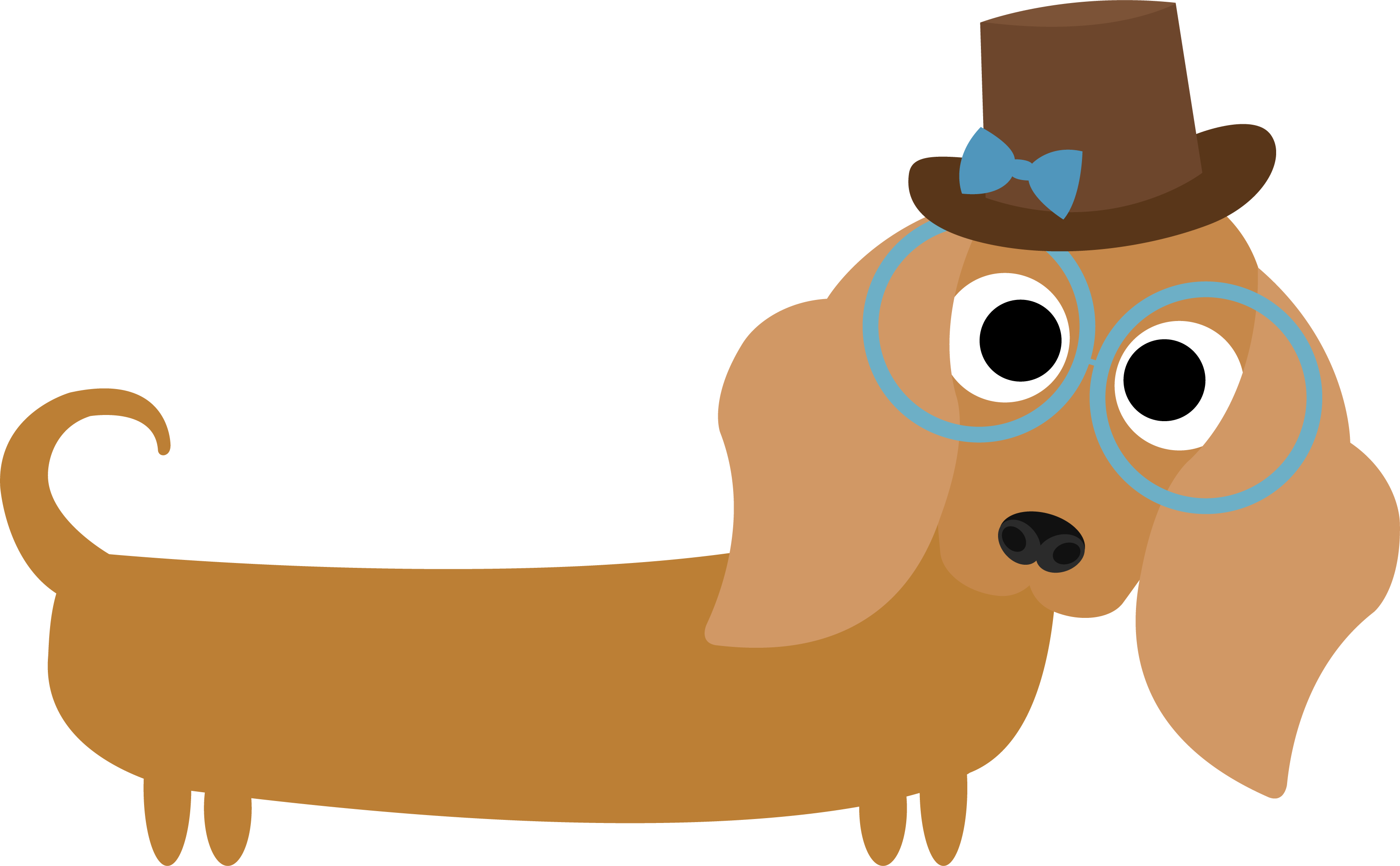 3187x1972 Collection Of Dachshund Halloween Clipart High Quality, Free