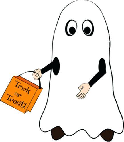 435x500 Halloween Ghost Clip Art Clinicaltravel Work