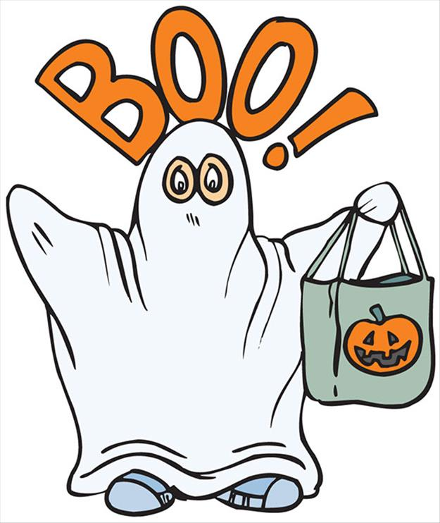 625x742 Halloween Ghost Clipart Free Happy Halloween Ghost Clipart