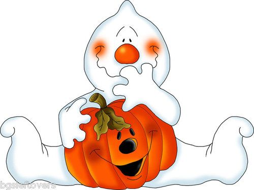 Halloween Ghost Clipart at GetDrawings | Free download
