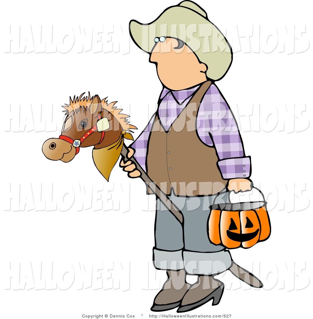 1024x1044 Halloween Clip Art Of A Boy Wearing Cowboy Halloween Costume