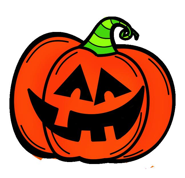 Halloween Jack O Lantern Clipart