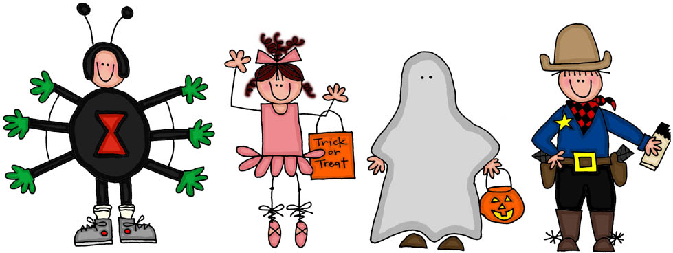 979x368 Halloween Pictures Kids Kid Halloween Pictures Halloween Clipart